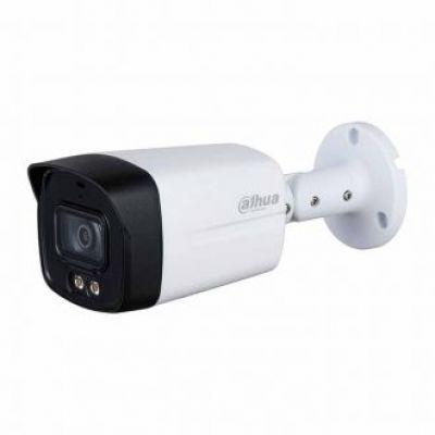 Camera HDCVI 5MP Full-Color DAHUA DH-HAC-HFW1509TLMP-LED